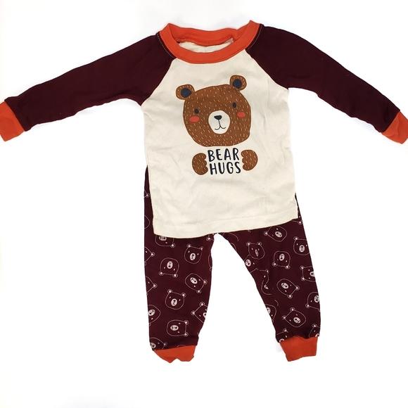 Bear hugs PJ set